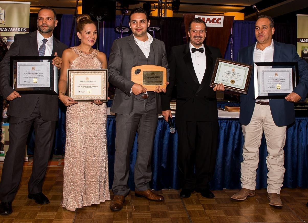 Claudia Wins Best Woman-Owned Peruvian Restaurant