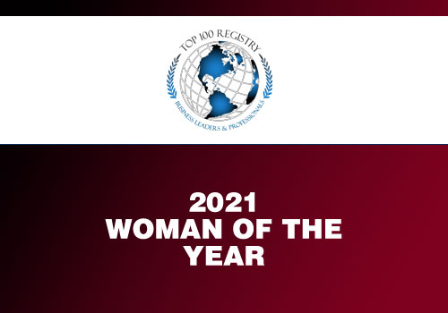 Claudia Bartra - 2021 Woman of the Year